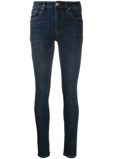 Armani Exchange mid-rise skinny jeans