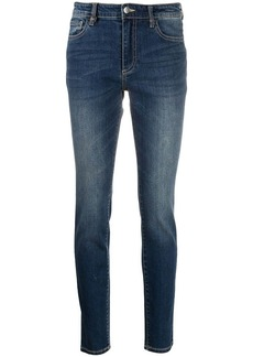 Armani Exchange slim-cut denim jeans
