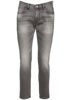 Armani Exchange Stretch Cotton Denim Jeans