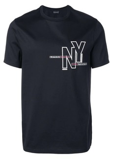 Armani Fifth Avenue NY T-shirt