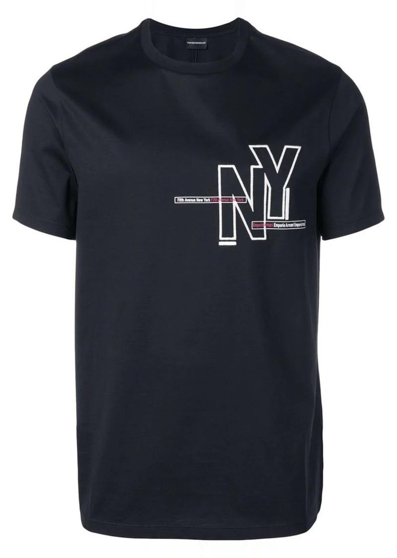 Armani Fifth Avenue NY T-shirt