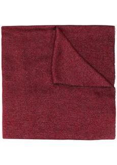 Armani fine knit scarf