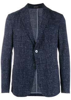 Armani fitted single-breasted blazer