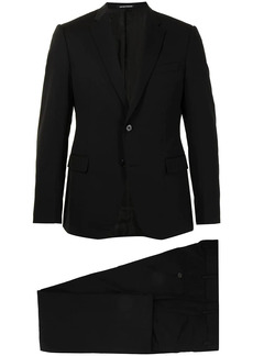 Armani fitted single-breasted suit