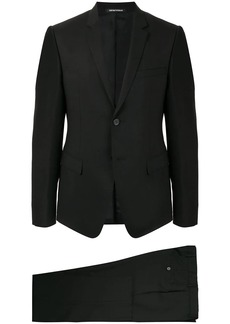 Armani fitted two-piece suit