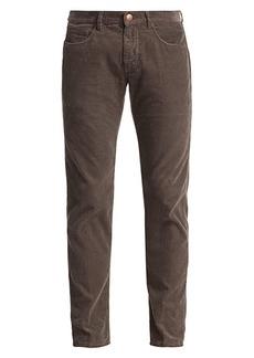 Armani Five-Pocket Corduroy Pants