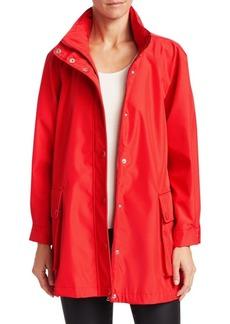 Armani Flap Pocket Rain Jacket