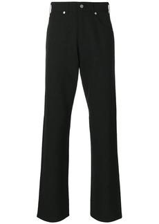Armani flared trousers