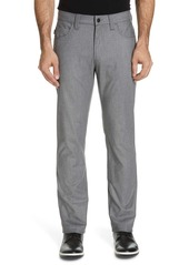 Armani Flat Front Five Pocket Dress Pants