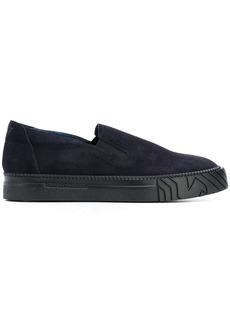 Armani flatform slippers