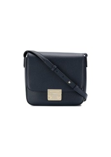 Armani foldover top shoulder bagg