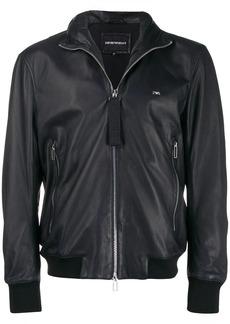Armani front zipped jacket