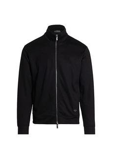 Armani Full-Zip Sweatshirt
