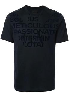 Armani GA T-shirt