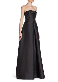 Armani Gazarre Embellished Gown