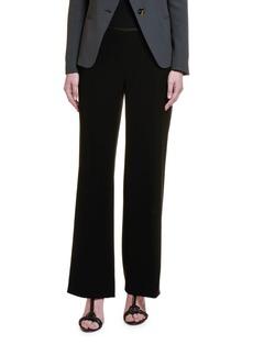 Giorgio Armani High-Rise Wide-Leg Trousers