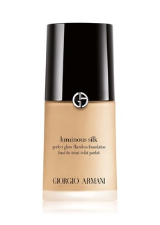 Giorgio Armani Luminous Silk Perfect Glow Flawless Oil-Free Foundation 1 oz.