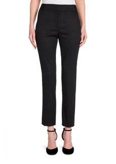 Armani Magic Wool-Blend Ankle Pants