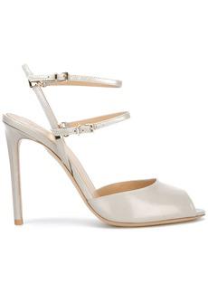 Giorgio Armani open toe sandals - Grey
