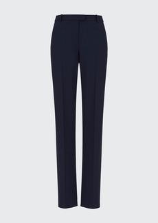 Giorgio Armani Slim Leg Tab-Front Pants