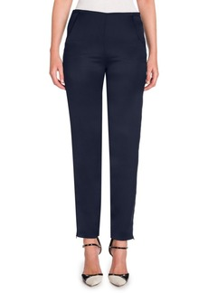Armani Straight-Leg Ankle Pants