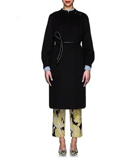 Giorgio Armani Women's Cashmere Felt Coat