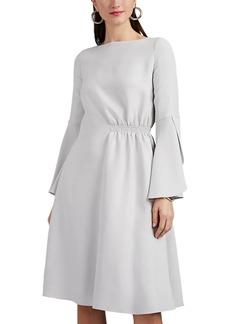 Giorgio Armani Women's Gathered Silk Crepe Dress