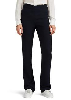 Giorgio Armani Women's Knit Wide-Leg Trousers