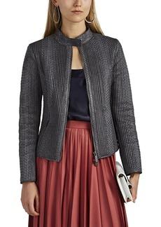 Giorgio Armani Women's Python Jacket