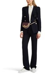 Giorgio Armani Women's Silk Crepe Blouse