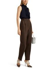 Giorgio Armani Women's Silk Sleeveless Blouse