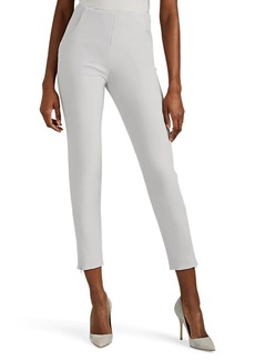 Giorgio Armani Women's Stretch-Wool Slim Trousers
