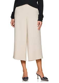 Giorgio Armani Women's Wool-Angora Wide-Leg Trousers
