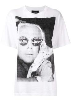 Armani Giorgio Cat T-shirt