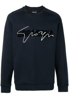 Armani Gorgeous sweatshirt