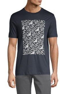 Armani Graphic Cotton Tee