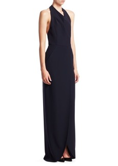 Armani Halterneck Gown