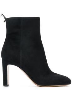 Armani heeled ankle boots