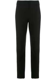 Armani high-rise cropped trousers