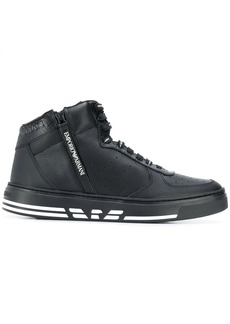 Armani high-top sneakers
