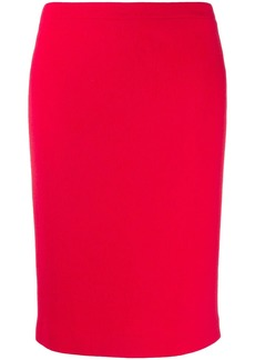 Armani high-waist pencil skirt