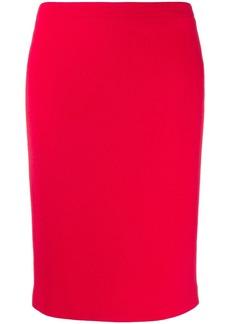 Armani high-waist pencil skirt