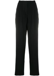 Armani high-waist tailored trousers