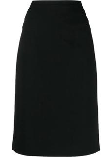 Armani high waisted pencil skirt