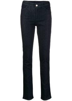 Armani high waisted skinny jeans