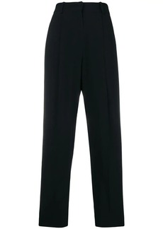 Armani high-waisted tailored trousers