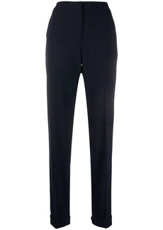 Armani high waisted trousers