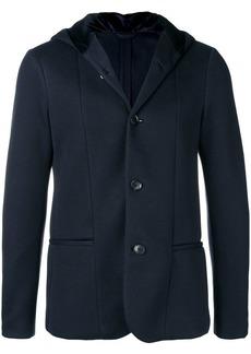 Armani hooded jacket