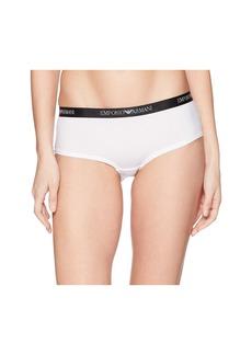 Armani Iconic Microfiber Cheeky Pants
