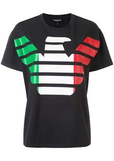 Armani Italian print T-shirt